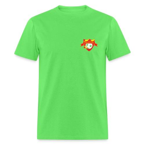 Inverloch Stars DarkBG lo - Men's T-Shirt
