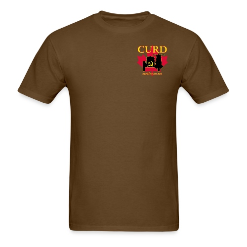 CURD curdforum - Men's T-Shirt