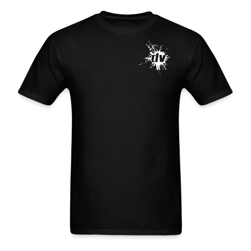 logo small white png - Men's T-Shirt