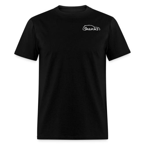 Front white png - Men's T-Shirt