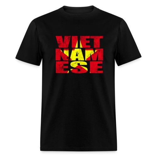 Vietnamese Star - Men's T-Shirt