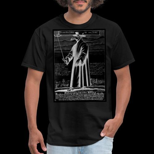 Plague Doctor - Men's T-Shirt