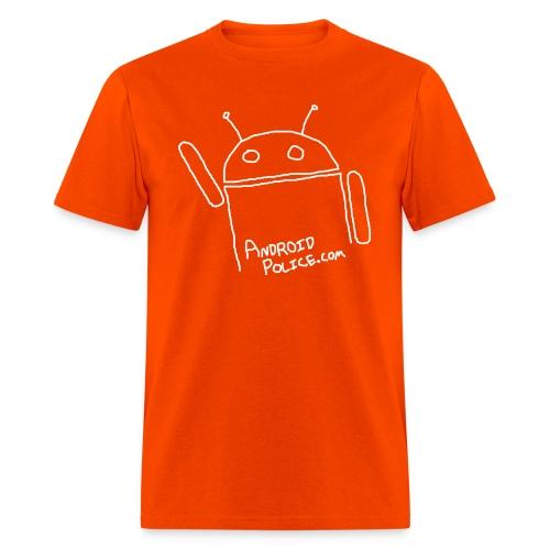 Spunks3 Design 1 Simplicity - Men's T-Shirt