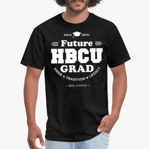 Future HBCU Grad Youth - Men's T-Shirt
