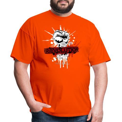 (R)EVOLUTION - Men's T-Shirt