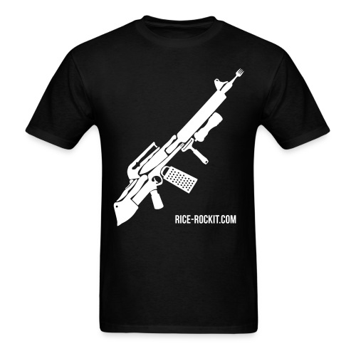 Rice Rockit - Cooking Is Dangerous - Men's T-Shirt