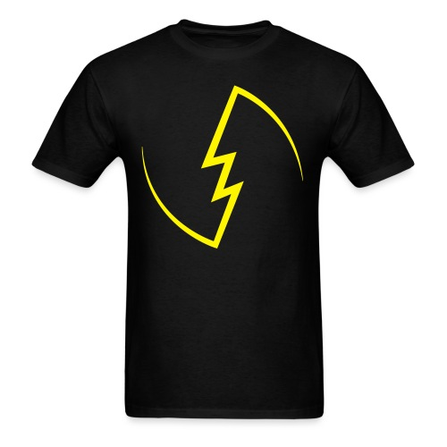 Electric Spark - Men's T-Shirt