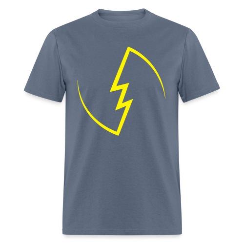 Electric Spark - Men's T-Shirt