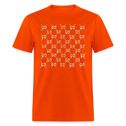 Custom dripping gucci - Men's T-Shirt