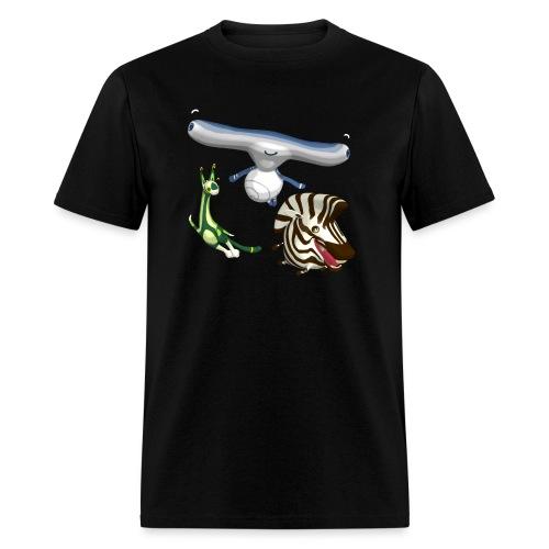 SWS Characters - Men's T-Shirt