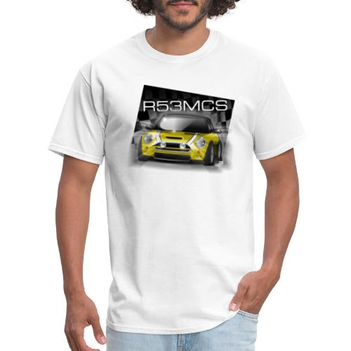 R53MCS_YELLOW - Men's T-Shirt