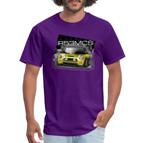 R53MCS_YELLOW - Men's T-Shirt