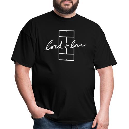 Lord+Love Court - Men's T-Shirt