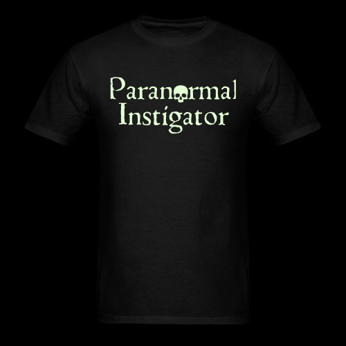 Paranormal Instigator - Men's T-Shirt