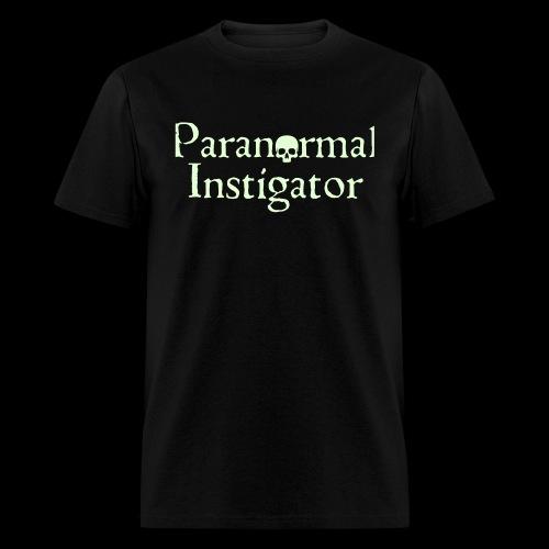 Paranormal Instigator - Men's T-Shirt