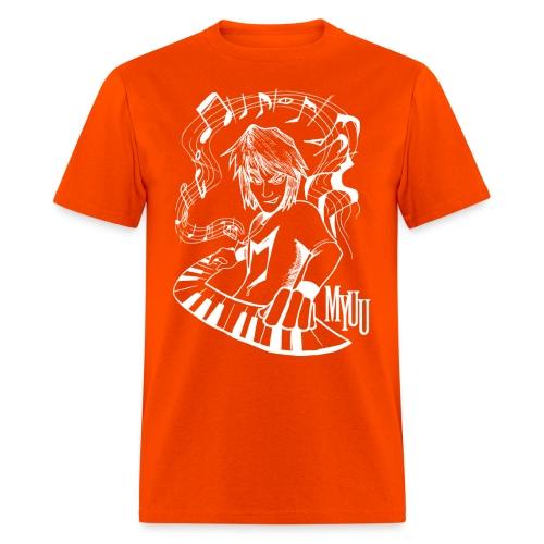 MCP Design white - Men's T-Shirt