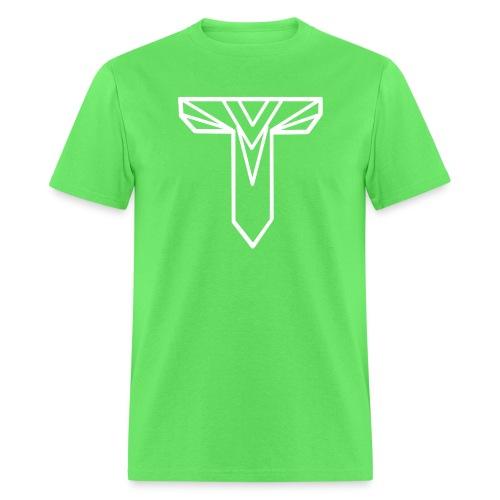SINGLETwhite png - Men's T-Shirt
