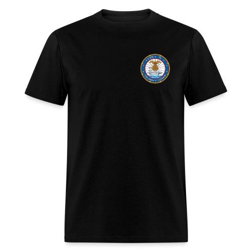 uss_john_c_stennis_cvn74_ - Men's T-Shirt