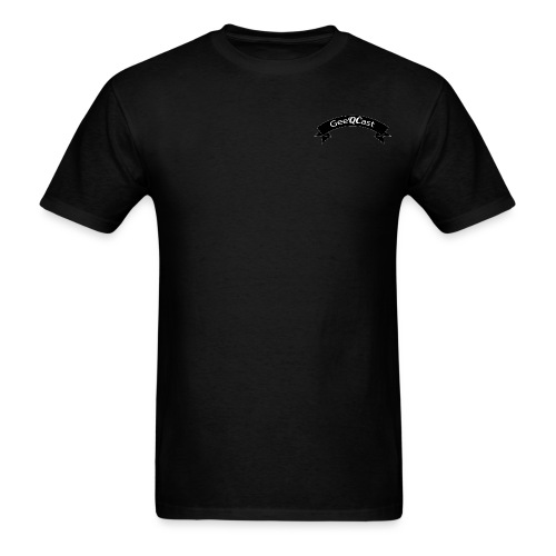 GeeQCast - Men's T-Shirt