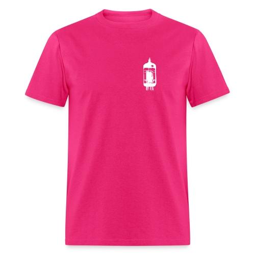 12au7 white - Men's T-Shirt