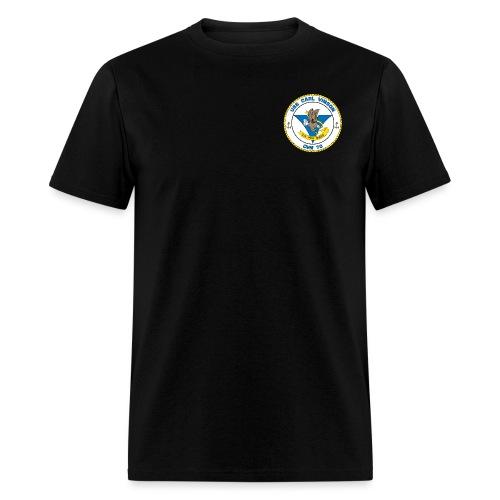 PROUD OF MY SAILOR TEXT - Men's T-Shirt
