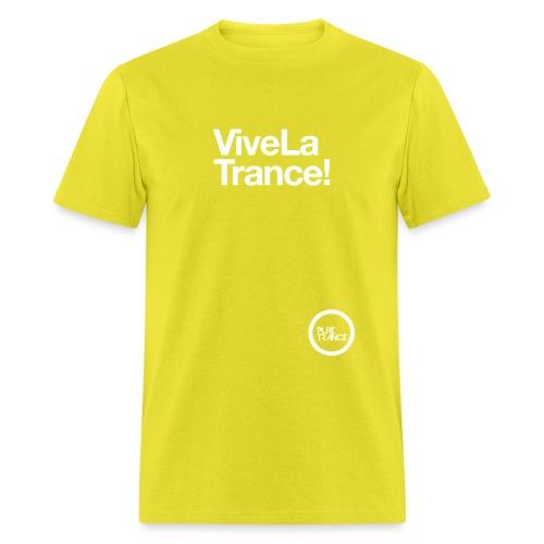 Pure Trance Logo - Men's T-Shirt