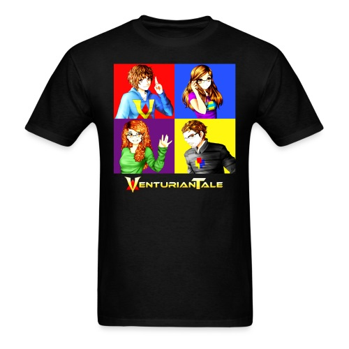 VenturianTale Group New - Men's T-Shirt