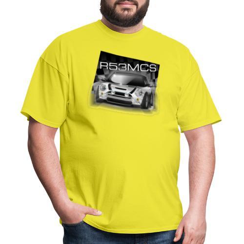 R53MCS_WHITE - Men's T-Shirt
