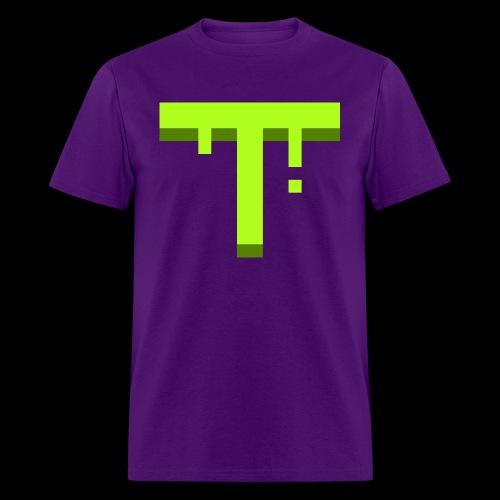 Tormental Slimy T Logo - Men's T-Shirt