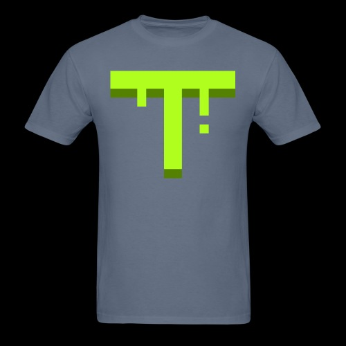 Tormental Slimy T Logo - Men's T-Shirt