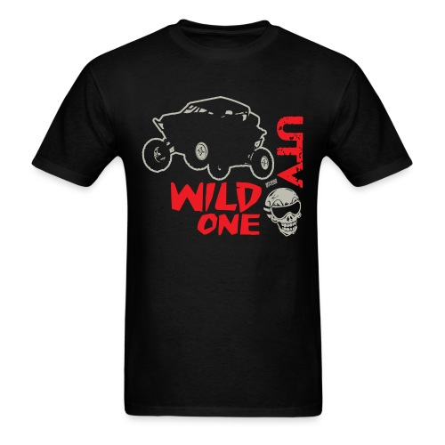 UTV Wild One - Men's T-Shirt