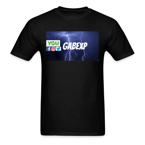 gabexp 1 - Men's T-Shirt