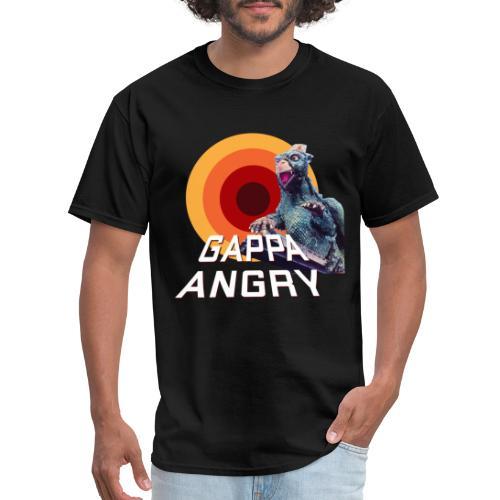 Gappa Angry - Men's T-Shirt