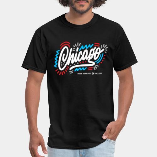 chicago united states - Men's T-Shirt