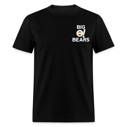 Bears Logo Tall - Men's T-Shirt