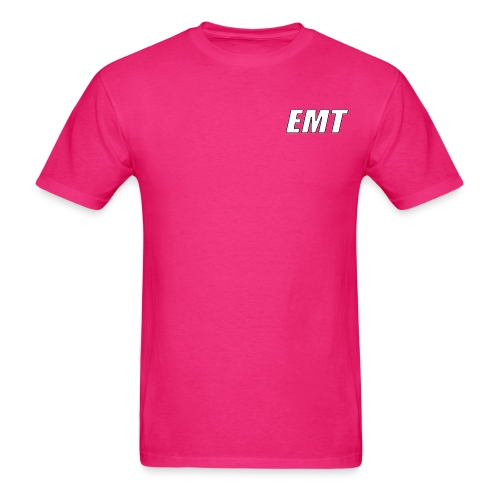 EMT White - Men's T-Shirt