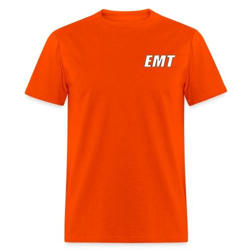 EMT White - Men's T-Shirt