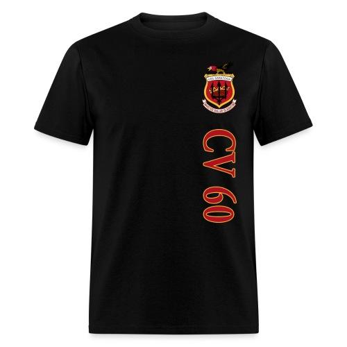 SARATOGA CV png - Men's T-Shirt