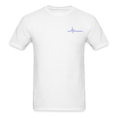 Sinus Rhythm - Men's T-Shirt