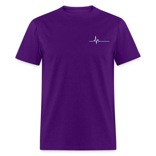 Sinus Rhythm - Men's T-Shirt
