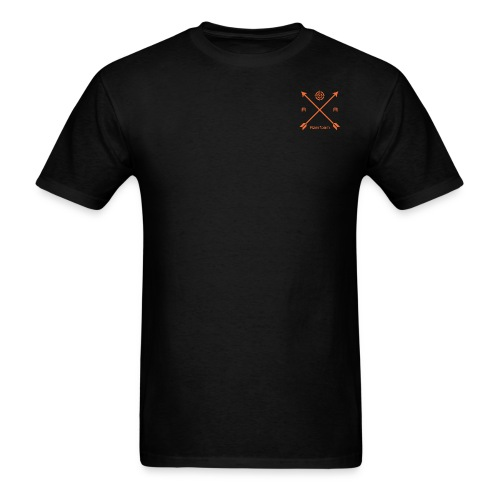 Azerfoam YT Logo - Men's T-Shirt