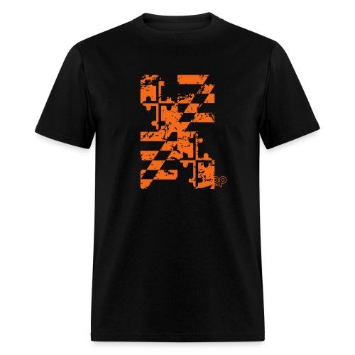 fauxback obp2 - Men's T-Shirt