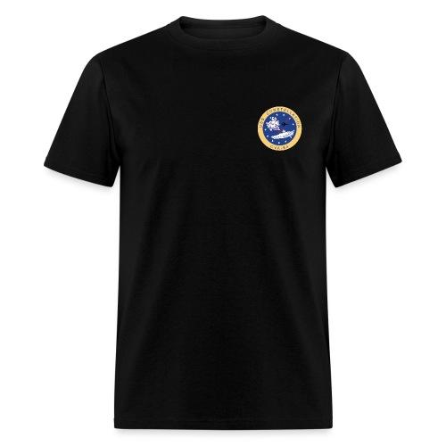 USS CONSTELLATION CVA 64 - Men's T-Shirt
