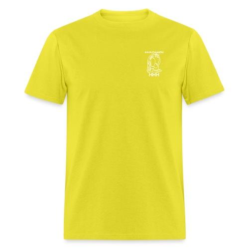 KDH3 Gorilla (White) - Men's T-Shirt