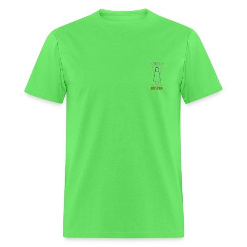 triduck copy png - Men's T-Shirt