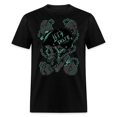 Skullboarder - Men's T-Shirt