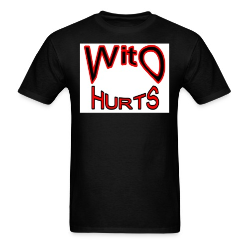 WHURTS - Men's T-Shirt