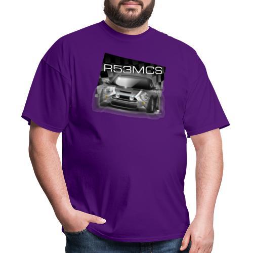 R53MCS_SILVER - Men's T-Shirt