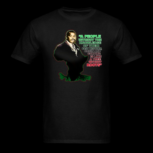 Marcus Garvey Afrika - Men's T-Shirt