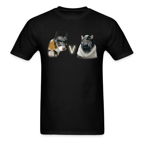v png - Men's T-Shirt